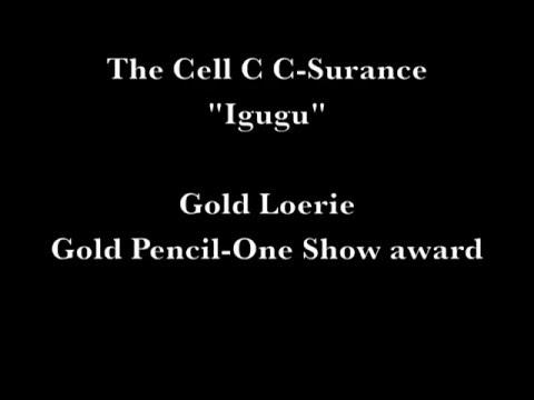 """CellC – CSurance """"iGugu"""""""